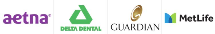 Insurance provider logos
